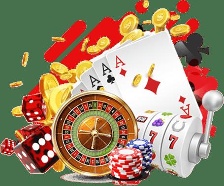 Casino game software