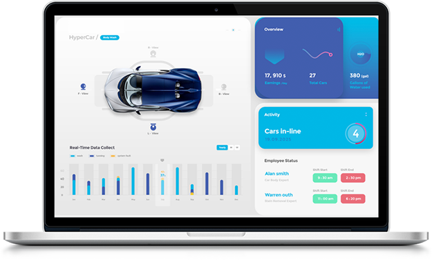 car wash app development company