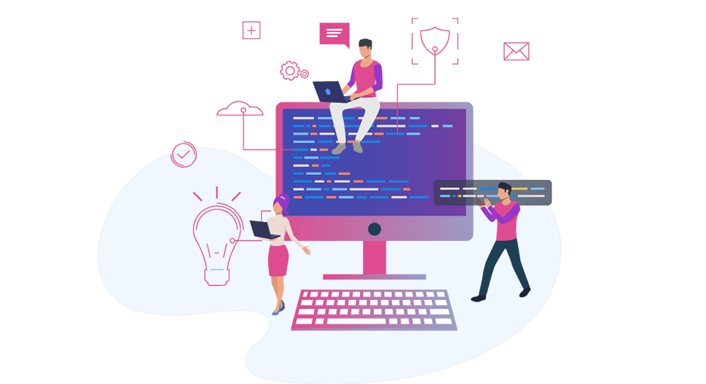 customized web development company