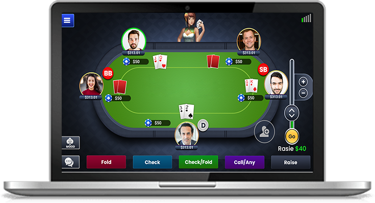 online poker game development services